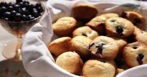 Blueberry Muffins | Flavor, NC