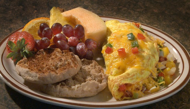 Brigs Omelet - Flavor, NC