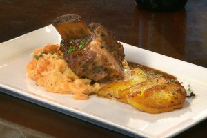 Stout Braised Apple Brandy Farms Beef Short Ribs