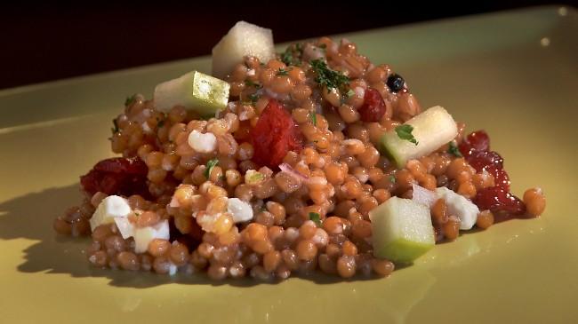 Wheatberry Salad | Flavor, NC