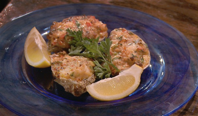 Oysters Bienville Recipe on Flavor, NC