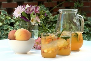 Carolina Inn Peach Sangria