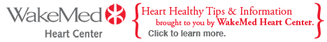 Heart Healthy from WakeMed Heart Center