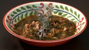 Collard Soup | Sprout Café | Flavor, NC