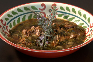 Pork & Collard Soup