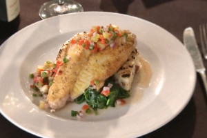Cornmeal Crusted Catfish…
