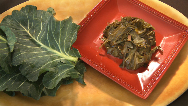 Traditional Collards | Flavor, NC