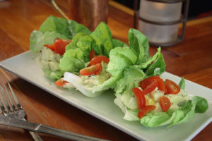 "Bibb Lettuce Wraps or ""Tacos"""