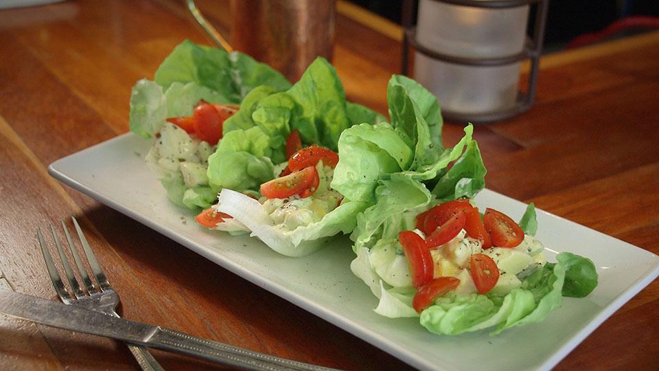 Bibb Lettuce Wraps | Lettuce Tacos | Flavor, NC
