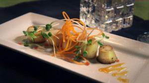 King Oyster Mushroom Scallops | Flavor, NC