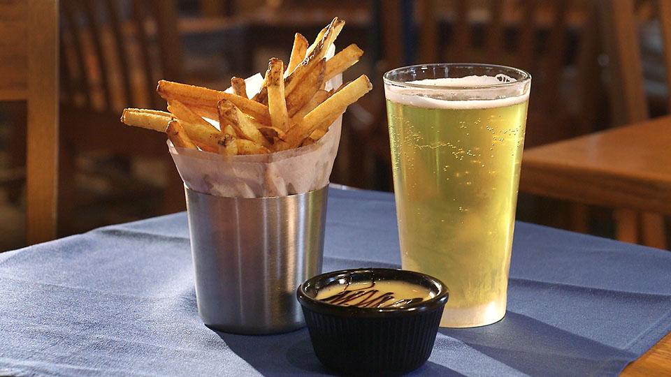 Flavor, NC | Salt & Vinegar French Fries