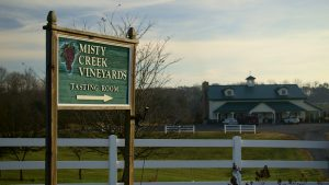 From The Vineyard | Misty Creek
