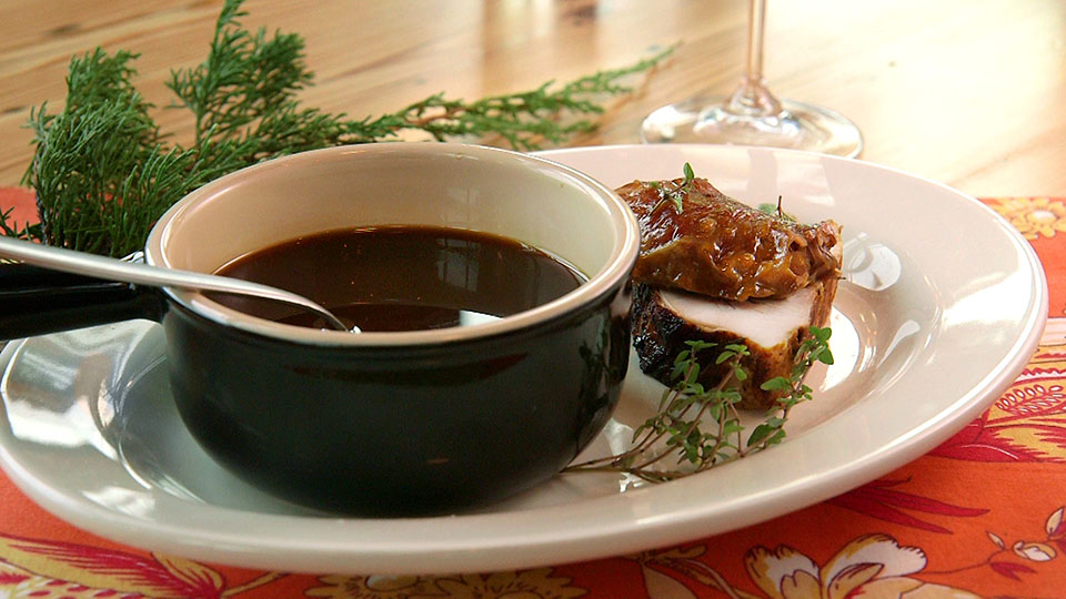 Roasted Turkey Jus | Flavor, NC