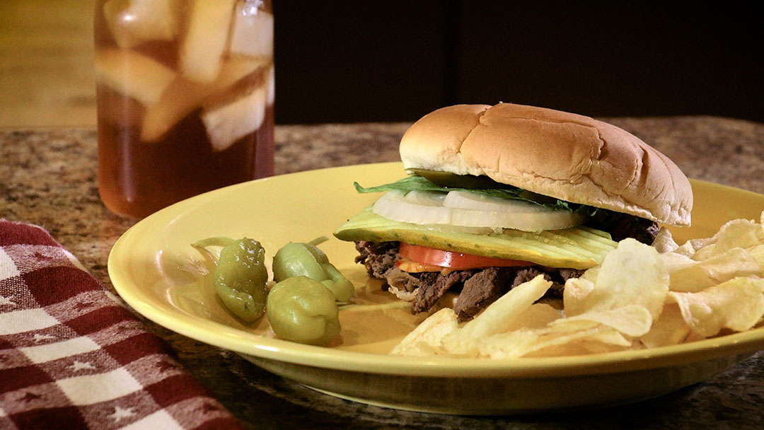 Beef Roast Sandwich | Flavor, NC