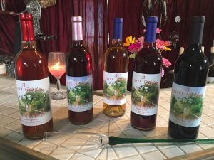 Flavor, NC | A Secret Garden Winery