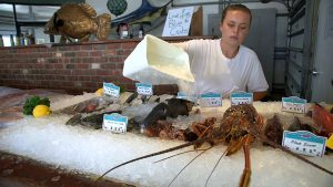 Flavor, NC | Seafood Market