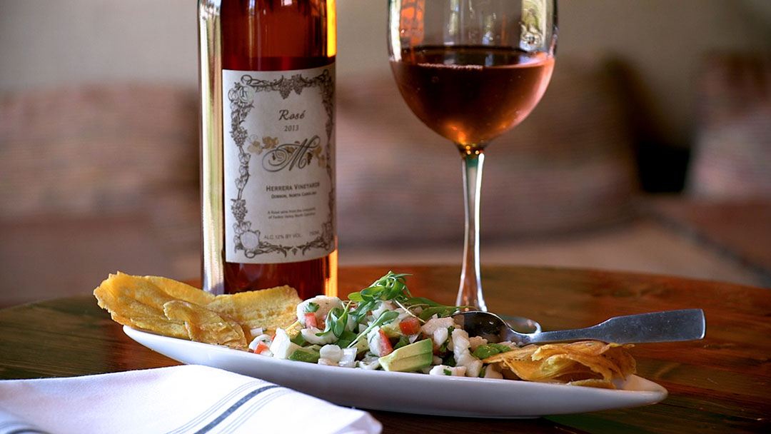 Flavor, NC | Spanish Mackerel Ceviche