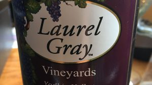 Flavor, NC | From The Vineyard | Laurel Gray
