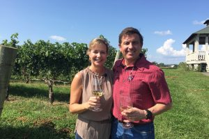 From The Vineyard | Shelton / JOLO / Vineyard on the Scuppernong