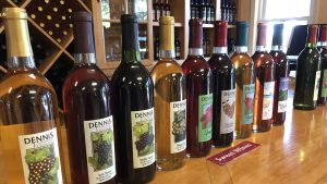 Flavor, NC | From The Vineyard | Dennis Vineyards
