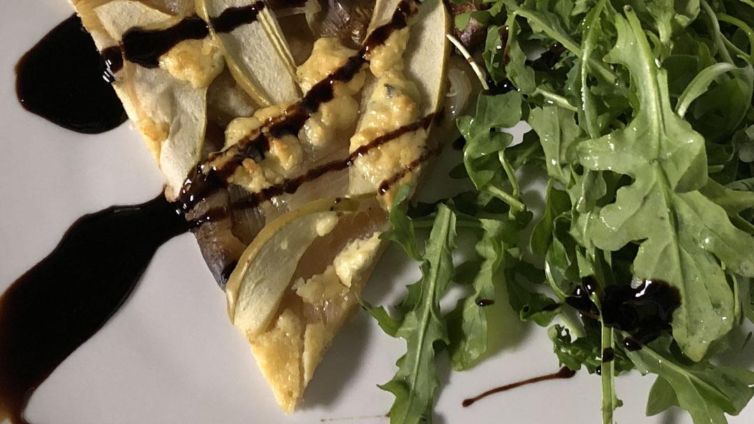 Flavor, NC | Onion Tart
