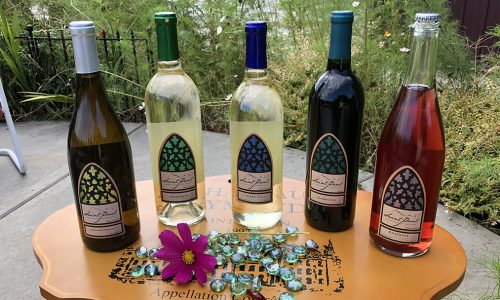 From the Vineyard   Old North State Winery, Chestnut Trail Vineyard, & Saint Paul Mountain Vineyards